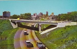 Florida Jacksonville Modern Expressway System