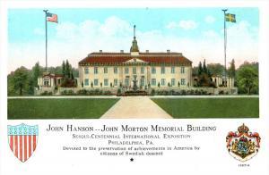 20173 PA Philadelphia  John Morton memorial Bldg. Sesqui-Centennial Expo