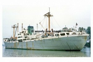mc4527 - Liberian Cargo Ship - Continental Trader , built 1958 - photo 6x4