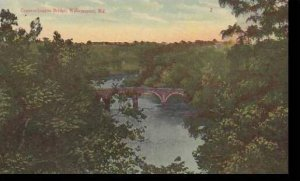Maryland Williamsport Conococheague Bridge