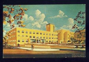 Attleboro, Massachusetts/Mass/MA Postcard, Sturdy Memorial Hospital