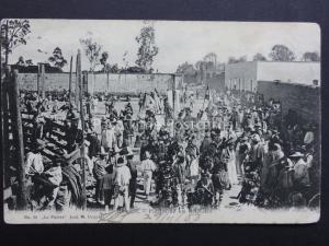 Mexico: Fiestas de los Naturales c1905