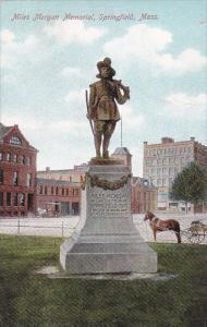 Massachusetts Springfield Miles Morgan Memorial
