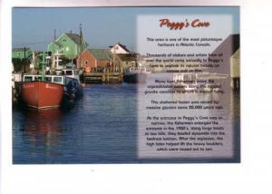 Fishing Boats, Peggy's Cove, Nova Scotia, Beachcomber