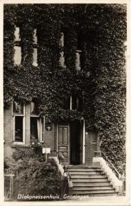 CPA GRONINGEN Diakoneesenhuis NETHERLANDS (604157)