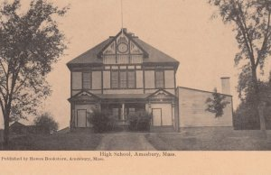 AMESBURY , Mass. , 00-10s ; High School