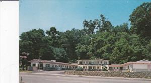 ASHEVILLE, North Carolina, 1940-1960's; Plaza Motel, U.S. 25