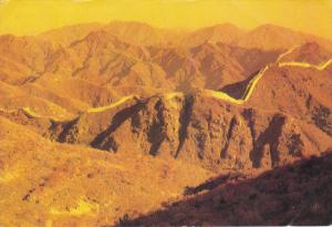 The Great Wall of CHINA, 50-70's