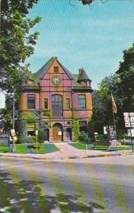Pennsylvania Troy Civic building