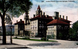 Colorado Springs, Colorado - The Antlers Hotel - in 1919