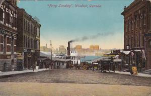 Ferry Landing , WINDSOR , Ontario, Canada , PU-1914