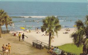 MYRTLE BEACH , South Carolina , 40-60s ; Boardwalk