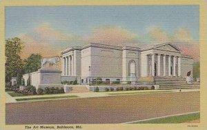 Maryland Baltimore THe Art Museum