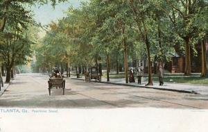GA- Atlanta- Peachtree Street
