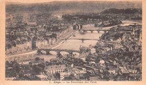 Liege Belgium, Belgique, Belgie, Belgien Le Panorama des Ponts Liege Le Panor...