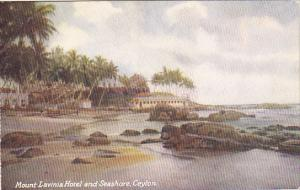 Sri Lanka Ceylon Colombo Mount Lavinia Hotel and Seashore