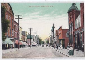 Main St, Moncton NB