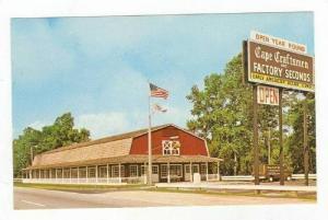 Cape Craft Pine,Myrtle Beach,South Carolina,1940-60s
