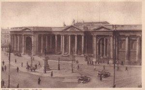 DUBLIN, Ireland, 1900-1910s; Bank Of Ireland