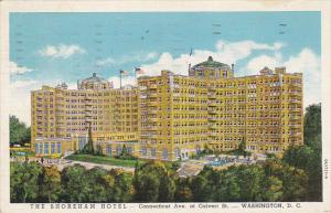 Shoreham Hotel Washington DC 1941