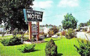 Mississippi Holly Springs Holly Springs Motel