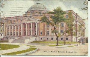 Chicago, Illinois, Chicago Normal College