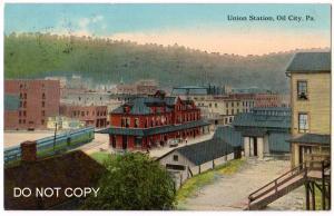 Union Station, Oil City PA