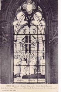 Chapelle Saint-Louis, Dreux (Eure et Loir), France, 1900-1910s