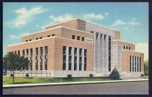 Quay County Courthouse Tucumcari New Mexico unused c1942
