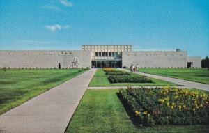 Museum of Natural History , REGINA , Saskatchewan , Canada ,50-60s
