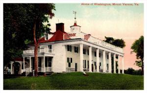 16681   Washington D.C.  Home of Washington