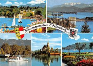 Ferienparadies Woerther See, Veldener Bucht Motorschiff Maria Woerth Krumpendorf
