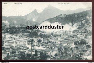 dc941 - BRAZIL Rio de Janeiro 1910 Cattete