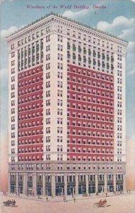 Nebraska Omaha Woodmen Of The World Building 1914