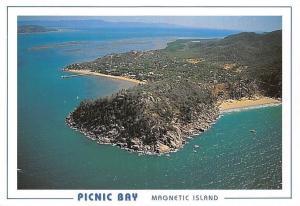Australia Picnic Bay Magnetic Island Panoramic view Beach Plage