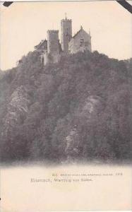 Germany Eisenach Wartburg von Sueden
