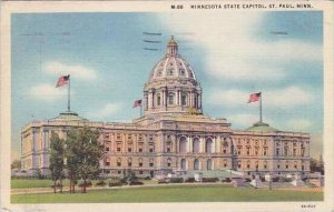 Minnesota Saint Paul Minnesota State Capitol