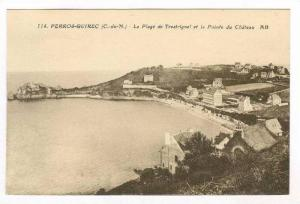 Perros-Guirec (Côtes-d´Armor), Bretagne, France, 00-10s: La Plage de Trestr...