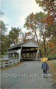 Rock Mill Bridge Lancaster, Ohio, use Unused