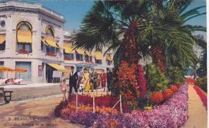 BEAULIEI-sur-mer, Villa des Fleurs et le Jardin, Alpes Maritimes, France, 00-10s
