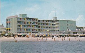 Atlantic Sands Hotel , REHOBOTH BEACH , Delaware , 40-60s
