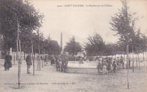 SAINT NAZAIRE, Loire Atlantique, France, 1900-1910´s; Le Boulevard De L'Ocean
