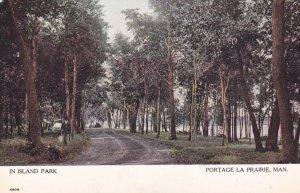 PORTAGE LA PRAIRIE , Manitoba, Canada , 00-10s In Island Park