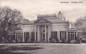 Mississippi Natchez Monteigne