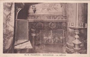 Interior, La Creche, Bethlehem, Palestine, Asia, 1900-1910s