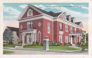 Louisiana Shreveport Womans Department Club