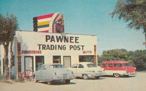 SCANDIA , Kansas , 40-60s ; Pawnee Trading Post
