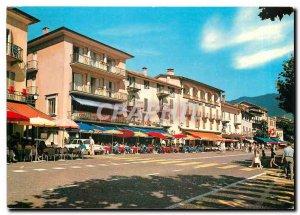 Modern Postcard Ascona Lago Maggiore