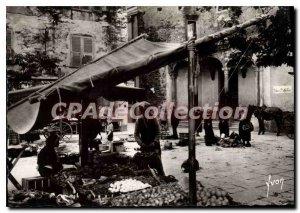 Postcard Modern Bastia Le Marche