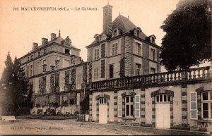 France Maulevrier Le Chateau